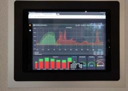 energie dashboard